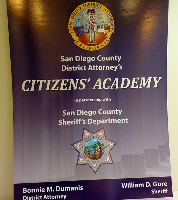 The Citizens' Academy Offers An Exciting Behind-The-Scenes Look At The Criminal Justice System