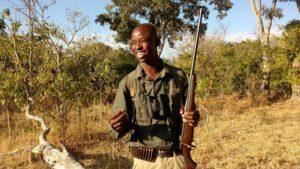 Mogomotsi: Our fearless guide in Botswana